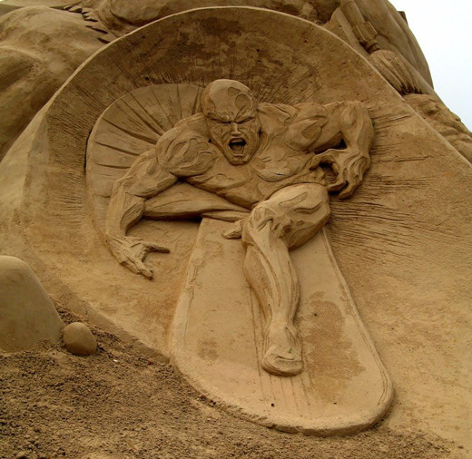 sandsculptures 231 Staggering Sand Sculptures from Around the World