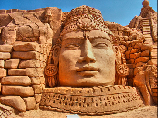 sandsculptures 271 Staggering Sand Sculptures from Around the World