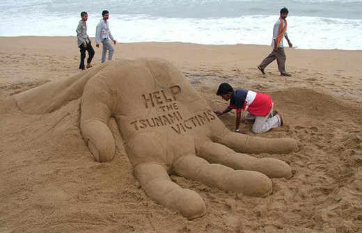 sandsculptures 391 Staggering Sand Sculptures from Around the World