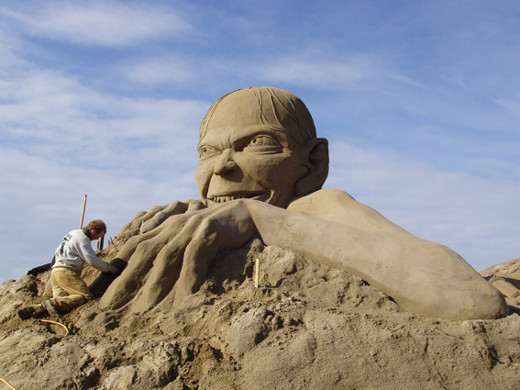 sandsculptures 611 Staggering Sand Sculptures from Around the World