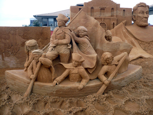 sandsculptures 681 Staggering Sand Sculptures from Around the World