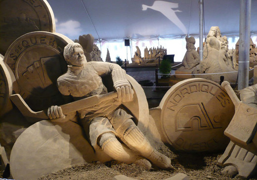 sandsculptures 721 Staggering Sand Sculptures from Around the World