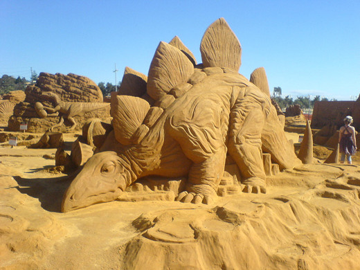 sandsculptures 751 Staggering Sand Sculptures from Around the World