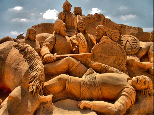 sandsculptures 761 Staggering Sand Sculptures from Around the World