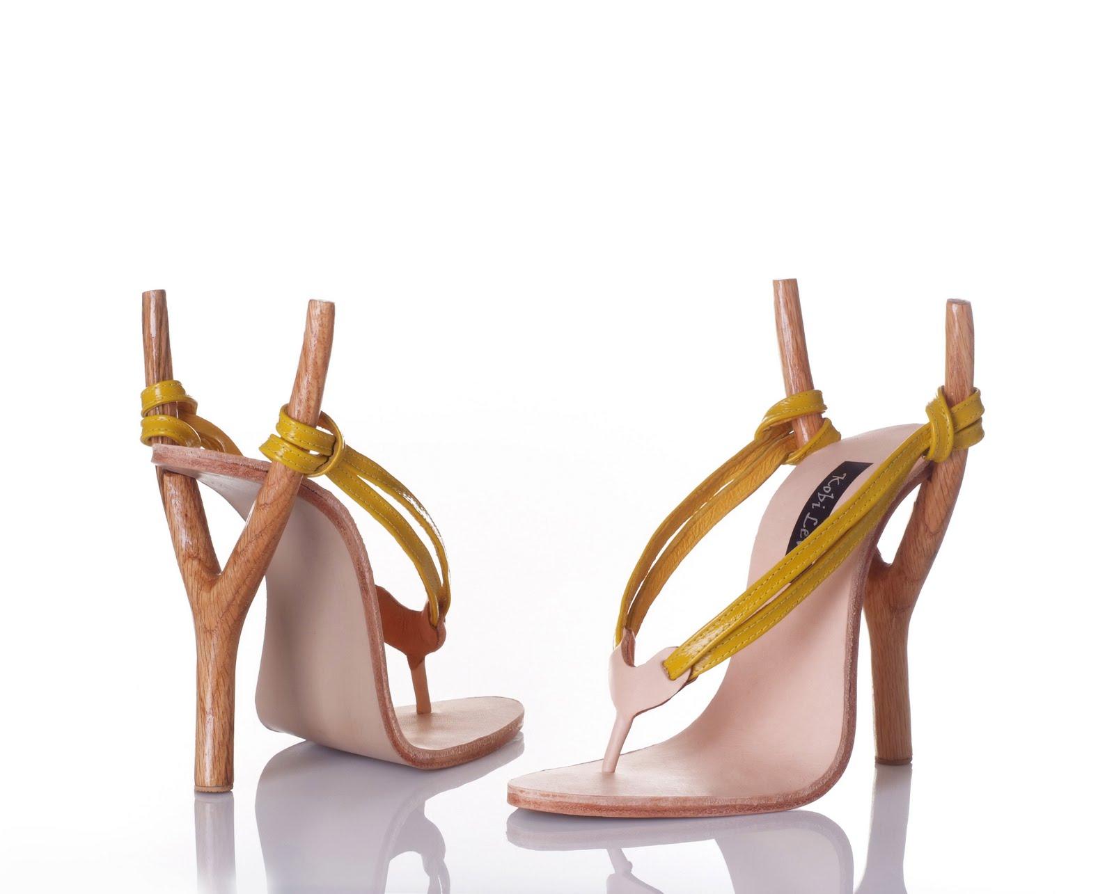 slingshot11 Artistic Footwear Designs by Kobi Levi