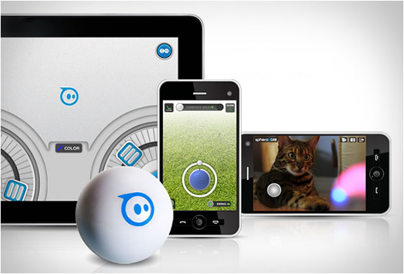sphero 21 5 Must Have Gadgets and Accessories for Your iPhone