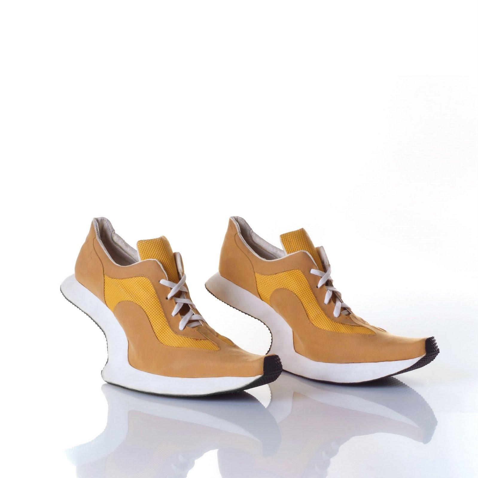 Artistic Footwear Designs by Kobi Levi  Inspirationfeed
