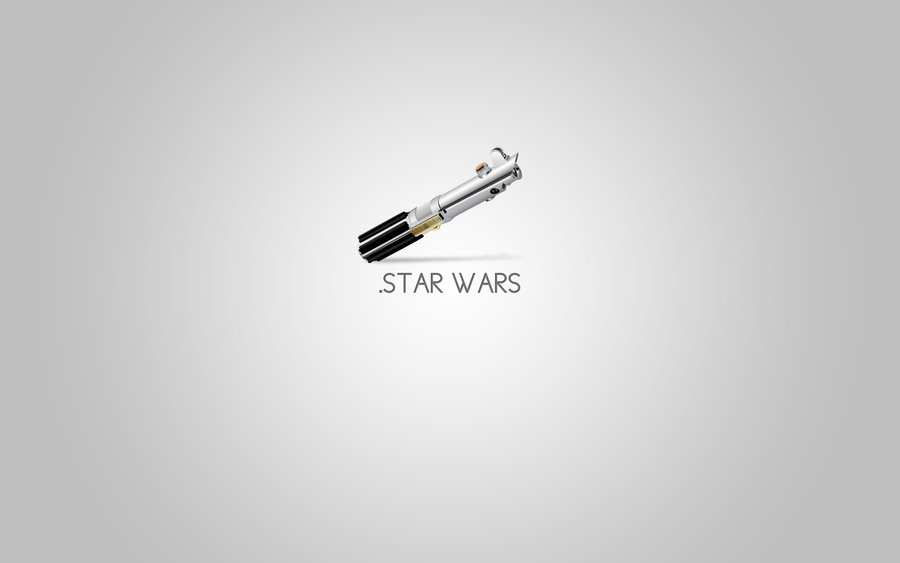 star wars by sor4 d38p77y1 One Object Movie Minimalism by Pascal Richon