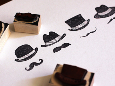 the hat shop 031 35 Constructive and Appealing Stamp Designs