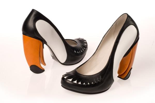 toucan2b41 Artistic Footwear Designs by Kobi Levi