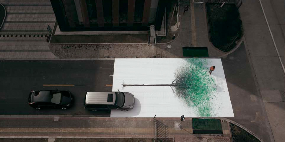 treeambient11 20+ Environmental Awareness Advertising Campaigns