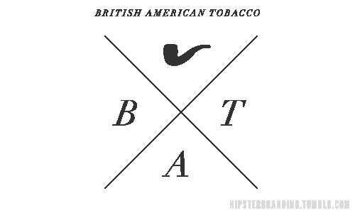 tumblr m0xfjljhls1rrn0nmo1 500 Hipster Branding – Famous Logos Redesigned