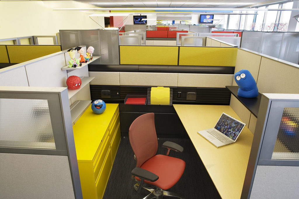 turner61 15 Incredible Office Workspace Designs