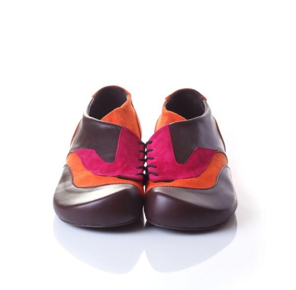 twogether11 Artistic Footwear Designs by Kobi Levi