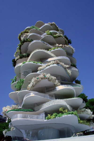 urban cactus header1 6 Creative Architectural Building Designs