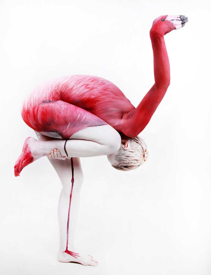 www gesine marwedel de gesine marwedel english 1 Beautiful Body Paintings by Gesine Marwedel