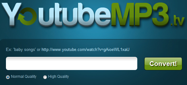 youtube to mp3 5 Websites to Convert YouTube Video to mp3