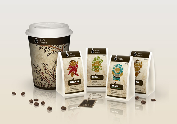 10350412416456081 30 Stimulating & Creative Coffee Packaging Designs