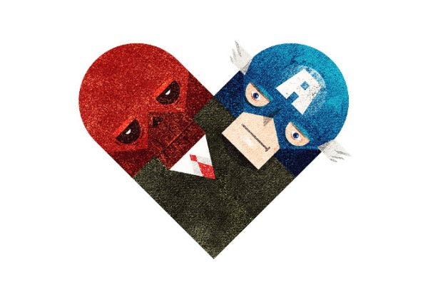 15d1 Love and Hate Versus Hearts by Dan Matutina