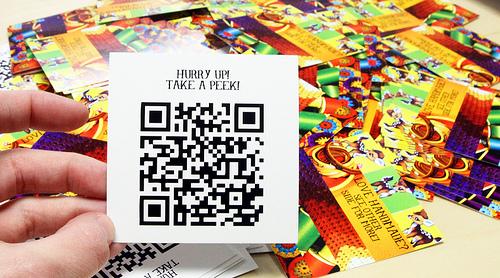 5449325442 2e38cb45cb1 25 Impressive Examples of QR Code Business Cards