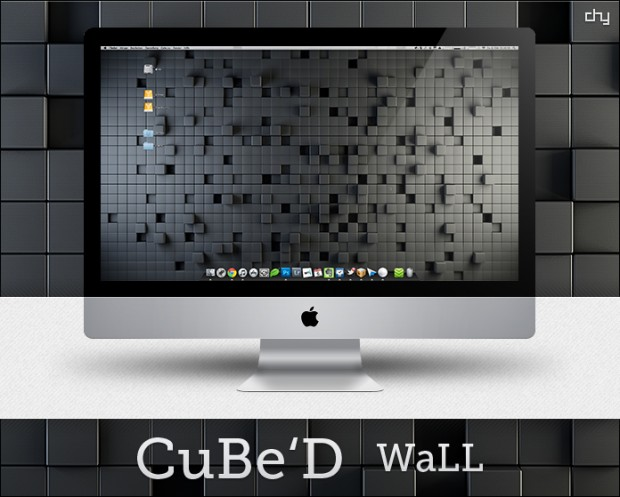 cube  d wall by bsa danny d4bzkwz 620x4971 20 Effectual HD Desktop Wallpapers from deviantART