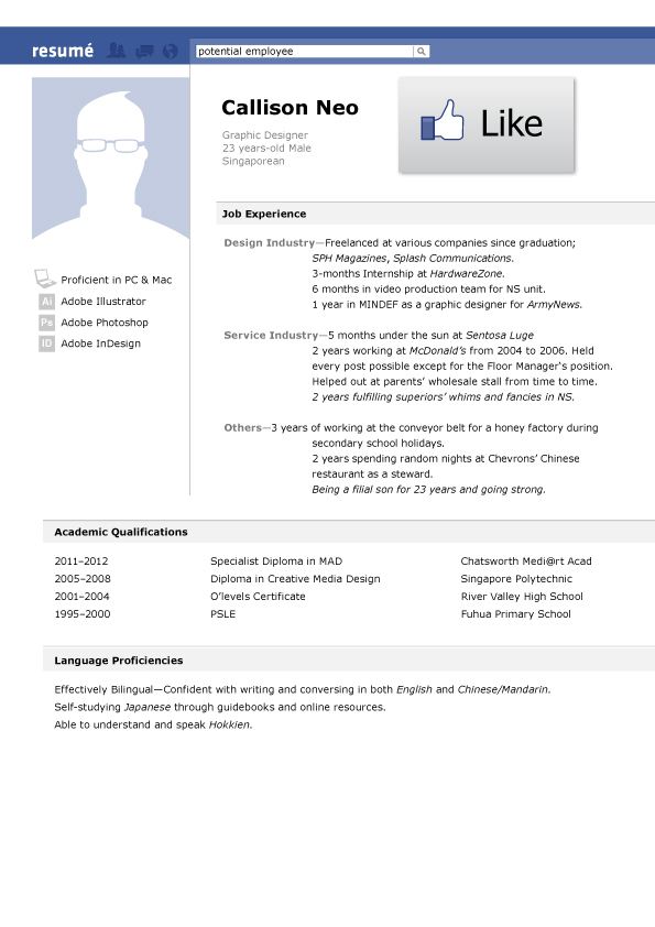 e68cf1faab96d0e732ede5d9acc3347b1 25 Examples of Creative Graphic Design Resumes