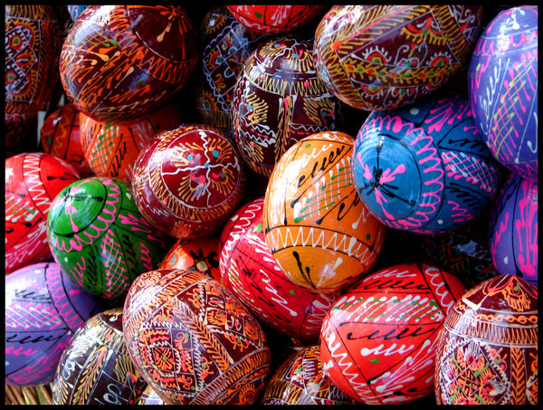 easter eggs  by fairy lizz1 30 Creative Examples of Easter Egg Designs