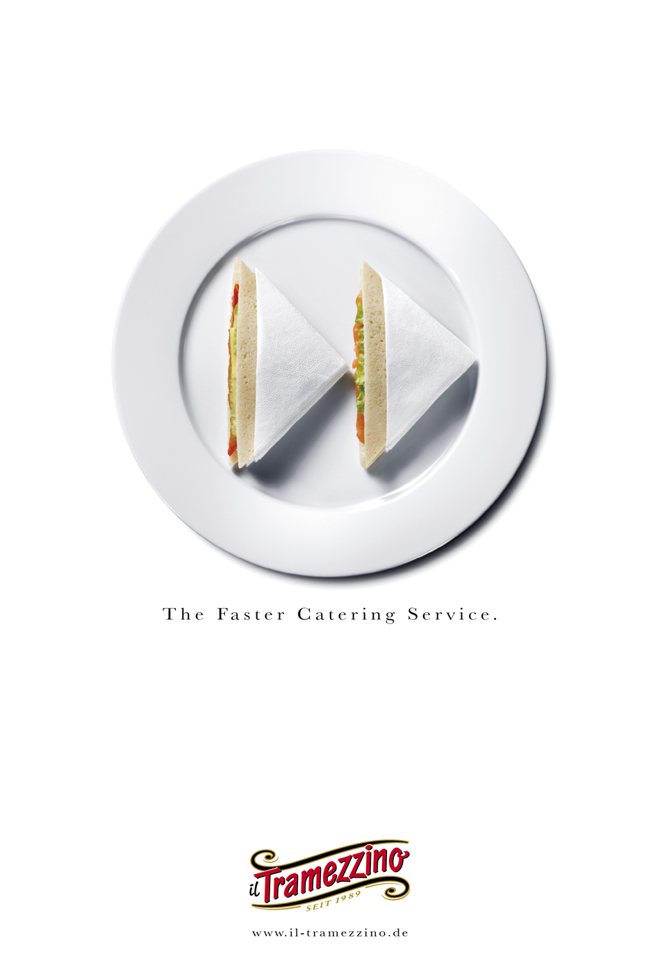 food 14 The Perky Side of Food Advertising: 20 Creative and Eye Catching Restaurant Ads