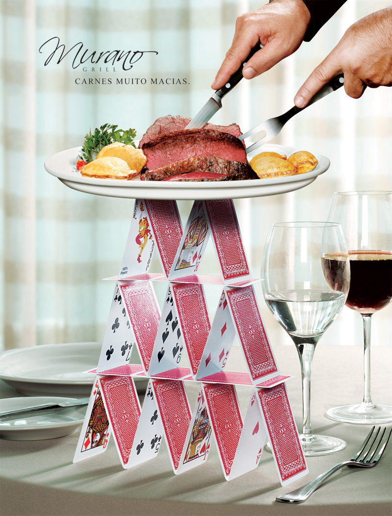 food 15 The Perky Side of Food Advertising: 20 Creative and Eye Catching Restaurant Ads