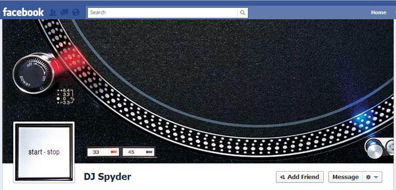 funny creative facebook timeline cover 111 30 Creative Examples of Facebook Timeline Cover Designs #2