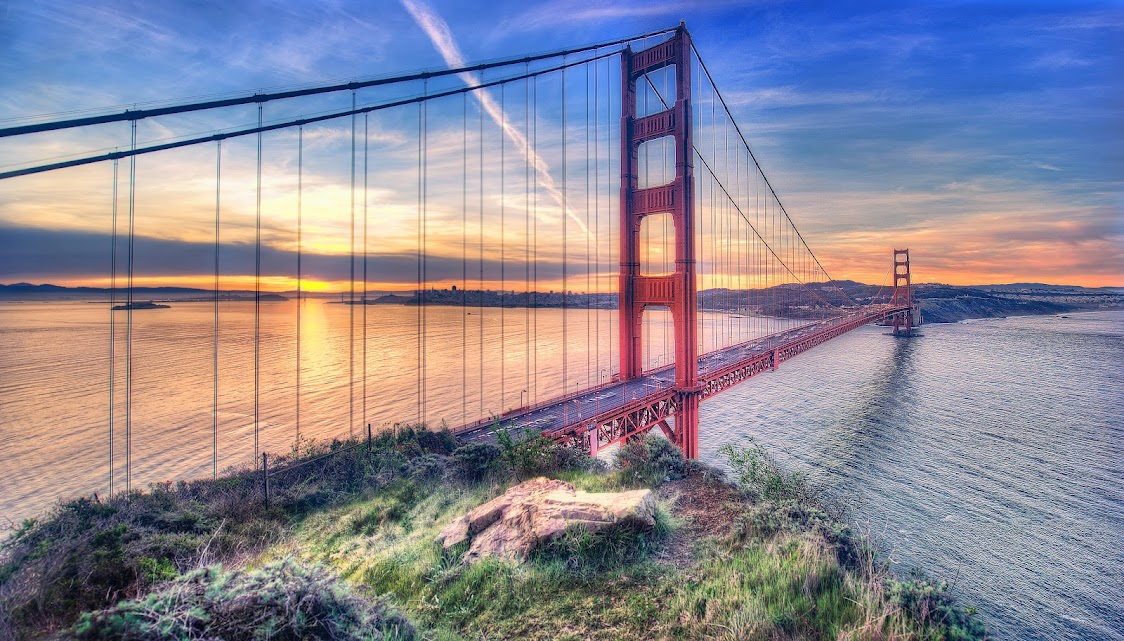 goldengate1 Stunning Worldwide Photography by Our Friend From Myspace