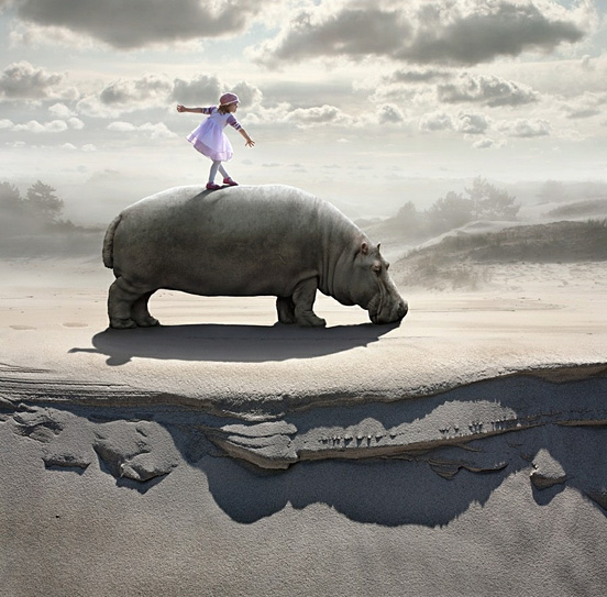 hippodance l1 50 Visionary Examples of Creative Photography #9
