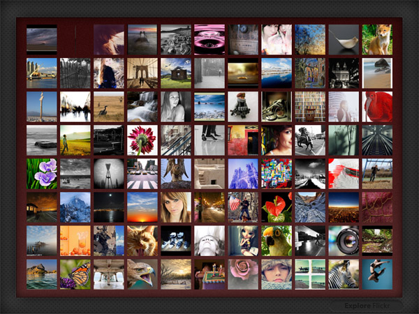 ipad flickr explore1 Top 10 Wordpress Upgrades, Plugins, and Themes for Photographers