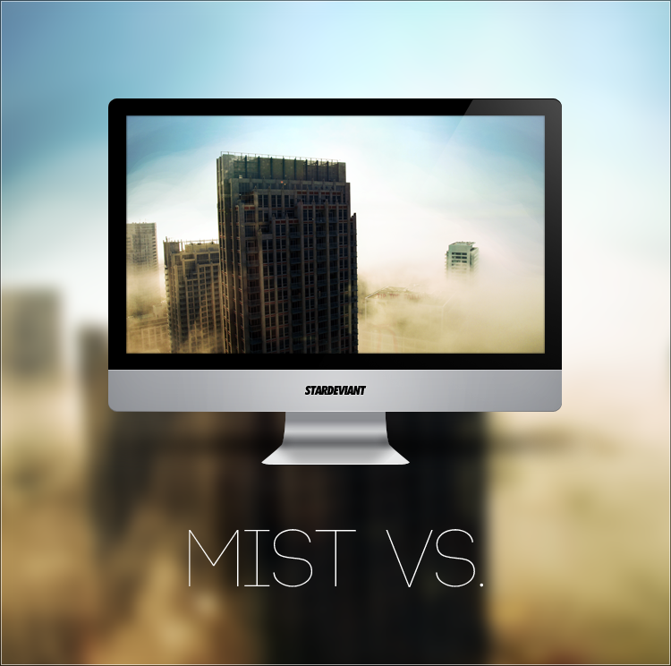 mist vs  by stardeviant d4dusif1 20 Effectual HD Desktop Wallpapers from deviantART