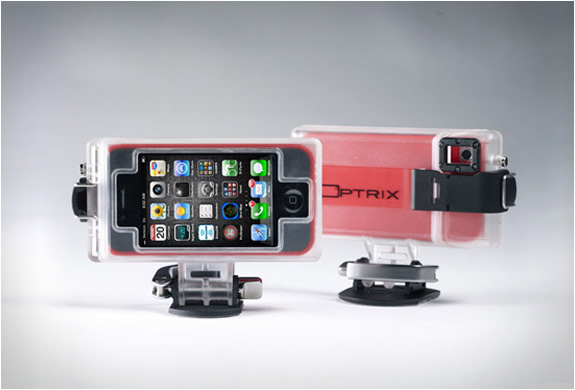optrix hd case 21 20 Trendy iPhone 4/4S Cases You Can Buy