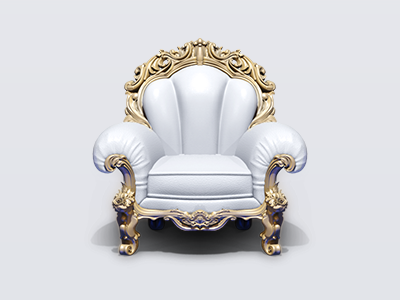 sofa 3001 50 Most Incredible Examples of Icon Design #2