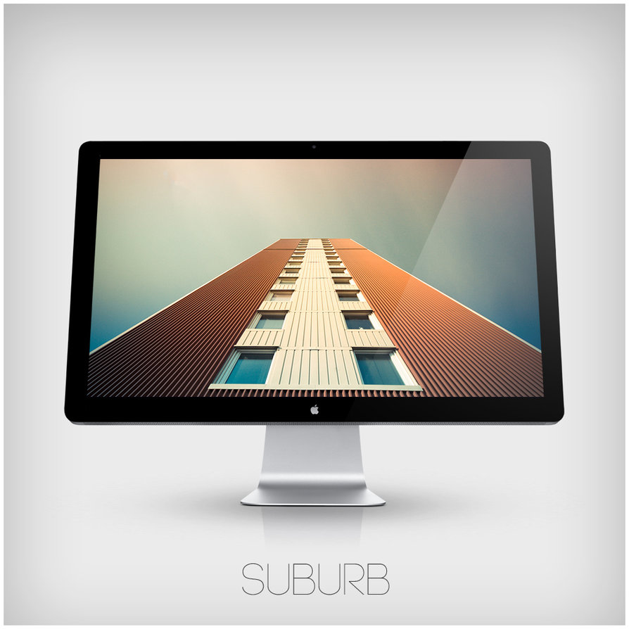 suburb wallpaper by zomx d4tb8741 20 Effectual HD Desktop Wallpapers from deviantART