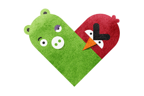 tumblr lzd9rav4gj1rpywm4o1 5001 Love and Hate Versus Hearts by Dan Matutina