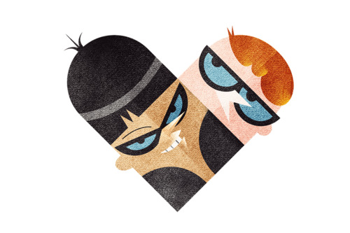 tumblr m2q378iulb1rpywm4o1 5001 Love and Hate Versus Hearts by Dan Matutina