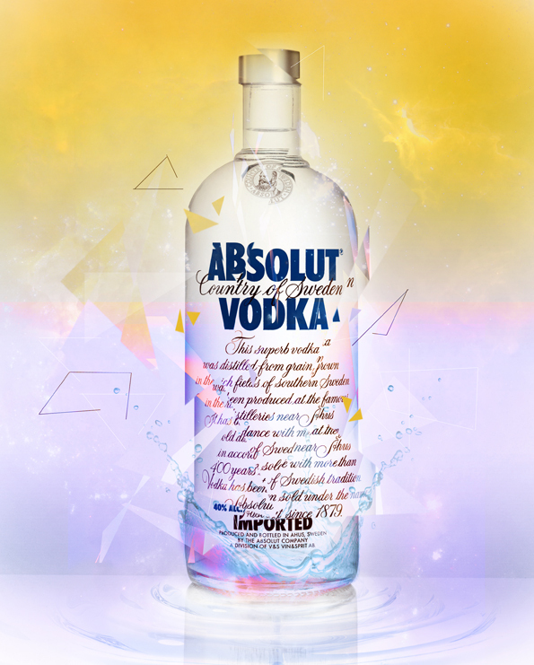 0735c6bd846eba23927f08331646fe131 A World Icon: Absolut Vodka Advertisements and Designs