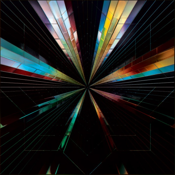 08 cacm agilmore Kaleidoscopic and Hypnotic Geometric Compositions by Andy Gilmore