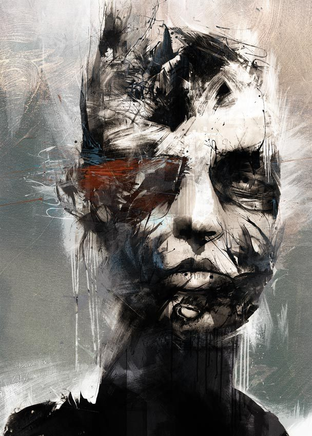 0f724e255b2f867acb891a1a6ab594b2 20 Excellent Abstract Illustrations by Russ Mills