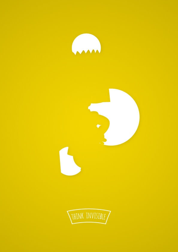 159807486747770497 llp1qwyc f1 Think Invisible: Negative Space Posters by Adri Bodor and Mark Szulyovszky