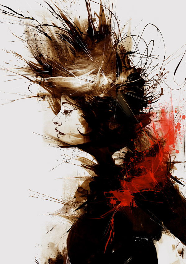 19d107a60a0c01ea810576d28c8d9ed3 20 Excellent Abstract Illustrations by Russ Mills