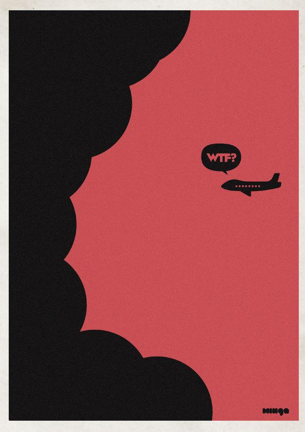1f44c2cf8be6a35d727702ee628e1f8b Cleverly Hilarious WTF Posters By Estudio Minga