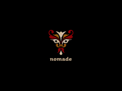 211644 nomade 30 Memorable Logo Identities by Gert Van Duinen