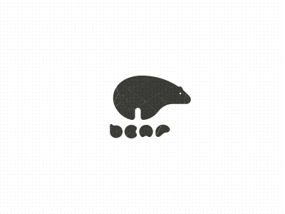 332236 bear logo design 30 Memorable Logo Identities by Gert Van Duinen