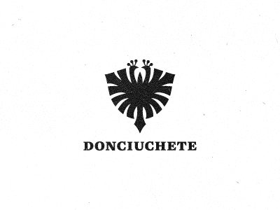 362754 dribbble donciuchete 30 Memorable Logo Identities by Gert Van Duinen