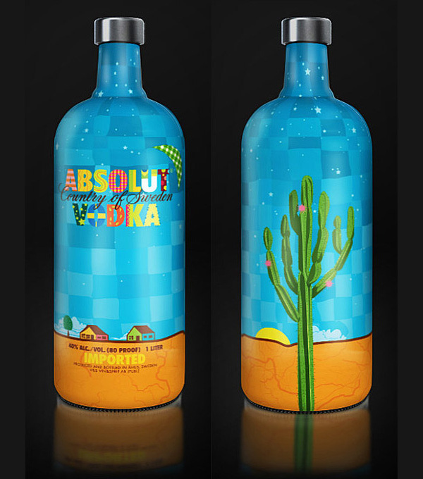 371081cdf550d24e5e66314f8a6aa0d51 A World Icon: Absolut Vodka Advertisements and Designs