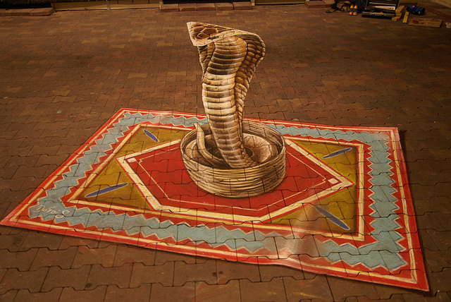 5578558101 a5cd7d7362 z1 What Chalk and Artistry Can Do – 20 Magnificent and Enthralling Samples of Chalk Art